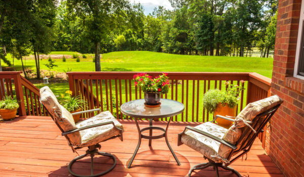 Central KY Deck painting & staining